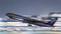 JA8569 - ANA - All Nippon Airways Boeing 767-300 aircraft
