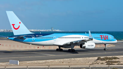 G-CPEV - TUI Airways Boeing 757-200