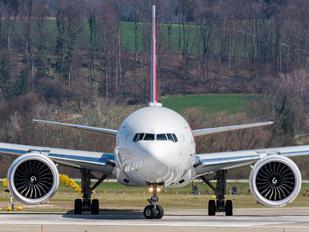 HB-JNH - Swiss Boeing 777-300ER