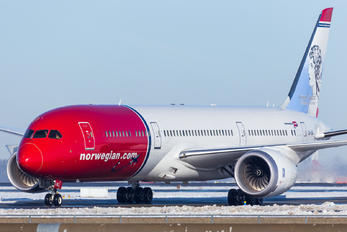 LN-LNL - Norwegian Air International Boeing 787-9 Dreamliner