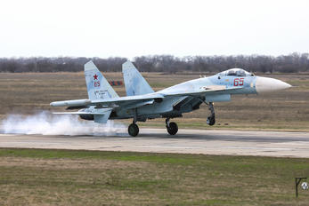 65 - Russia - Air Force Sukhoi Su-27SM3