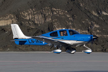 LN-IKL - Private Cirrus SR-22 -GTS