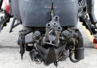 13-1005 - Turkey - Army Agusta Westland T129 ATAK