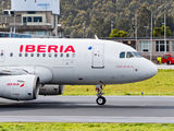 EC-JXJ - Iberia Airbus A319 aircraft