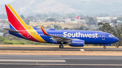 N741SA - Southwest Airlines Boeing 737-700