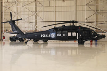 PF-103 - Mexico - Police Sikorsky UH-60L Black Hawk