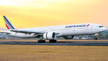 F-GSQP - Air France Boeing 777-300ER aircraft