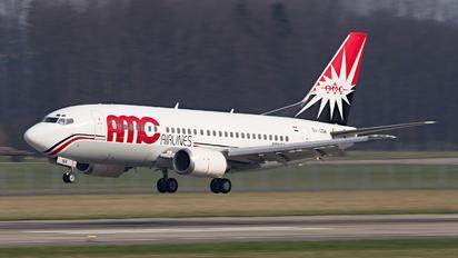 SU-GBK - AMC Airlines Boeing 737-500