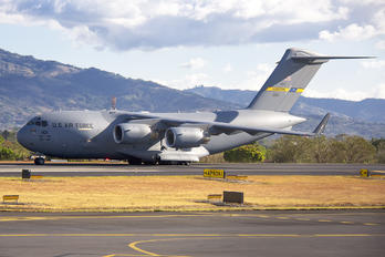 02-1101 - USA - Air Force Boeing C-17A Globemaster III