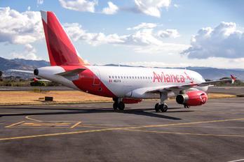 N521TA - Avianca Airbus A320