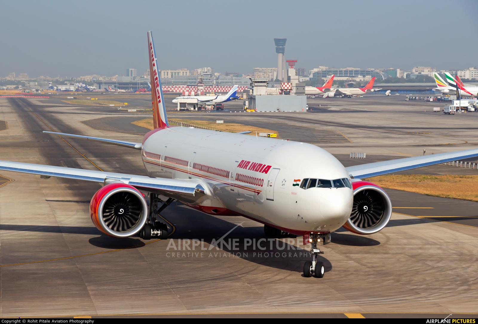 Air India VT-ALX aircraft at Mumbai - Chhatrapati Shivaji Intl