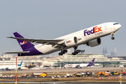 N856FD - FedEx Federal Express Boeing 777F aircraft