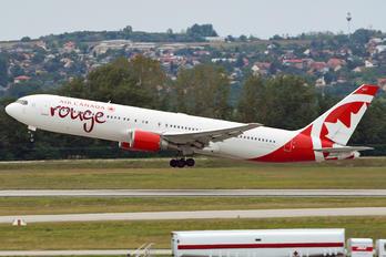 C-GEOQ - Air Canada Rouge Boeing 767-300ER