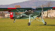 SP-YRX - Private Fieseler Fi.156 Storch aircraft