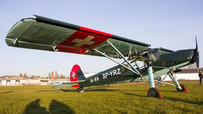 SP-YRZ - Private Fieseler Fi.156 Storch