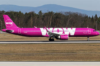 TF-SKY - WOW Air Airbus A321 NEO