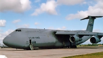 69-0010 - USA - Air Force Lockheed C-5A Galaxy