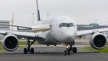9V-SMP - Singapore Airlines Airbus A350-900 aircraft