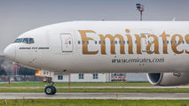 A6-EGY - Emirates Airlines Boeing 777-300ER aircraft