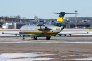 2-AVCO - Private Canadair CL-600 Challenger 850 aircraft