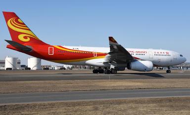 B-LNL - Hong Kong Airlines Airbus A330-200