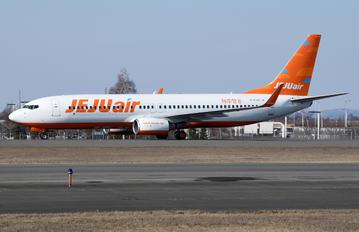 HL8301 - Jeju Air Boeing 737-800