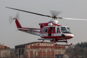 I-VFPA - Italy - Vigili del Fuoco Agusta / Agusta-Bell AB 412 aircraft