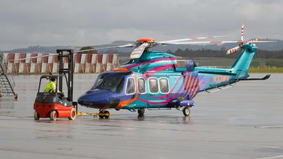 N33WX - Private Agusta Westland AW139