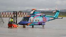 N33WX - Private Agusta Westland AW139 aircraft