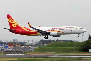 B-5462 - Hainan Airlines Boeing 737-800