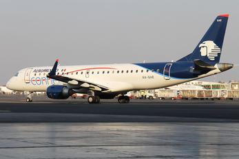 XA-GAE - Aeromexico Connect Embraer ERJ-190 (190-100)