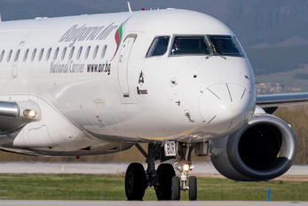LZ-BUR - Bulgaria Air Embraer ERJ-190 (190-100)