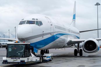 LZ-CGW - Cargo Air Boeing 737-400