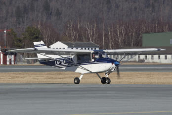 LN-YLV - Private Rans S-6, 6S / 6ES Coyote II