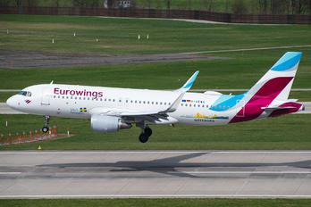 D-AEWG - Eurowings Airbus A320