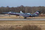 RF-12037 - Russia - Navy Tupolev Tu-134UBL aircraft