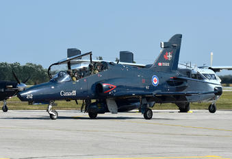 155212 - Canada - Air Force British Aerospace CT-155 Hawk