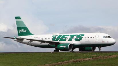 N746JB - JetBlue Airways Airbus A320