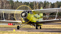 SP-RWE - Private Antonov An-2 aircraft