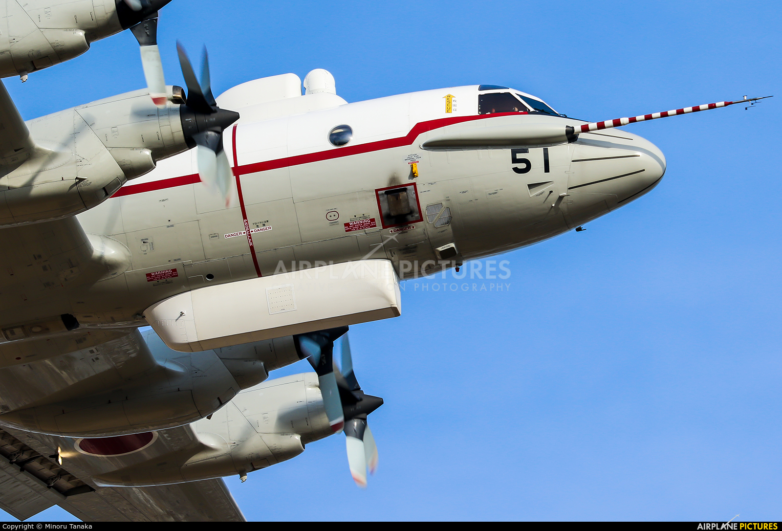 Japan - Maritime Self-Defense Force 9151 aircraft at Atsugi AB