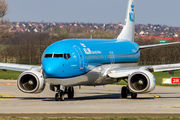 PH-BXZ - KLM Boeing 737-800 aircraft