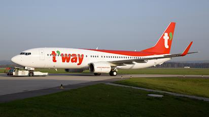EI-ENZ - T'Way Air Boeing 737-800