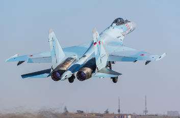 - - Russia - Air Force Sukhoi Su-35S