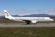 CN-RGP - Royal Air Maroc Embraer ERJ-190 (190-100) aircraft