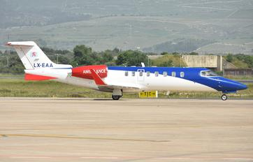 LX-EAA - Luxembourg Air Rescue Learjet 45