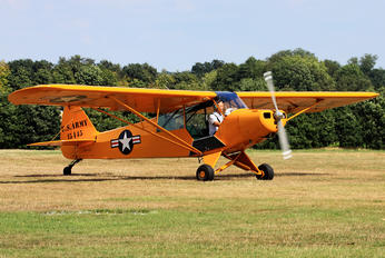 PH-FLG - Private Piper PA-18 Super Cub