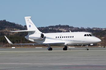 LN-RTO - Rely AS Dassault Falcon 2000LX