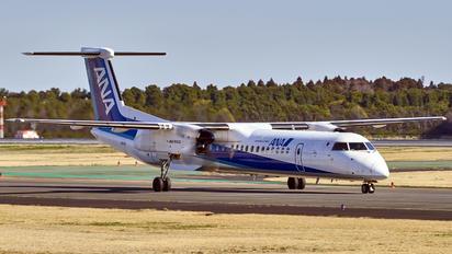 JA842A - ANA Wings de Havilland Canada DHC-8-400Q / Bombardier Q400