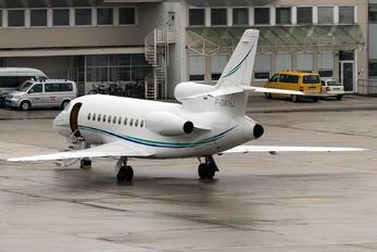 F-GKHJ - Aerovision Dassault Falcon 900 series