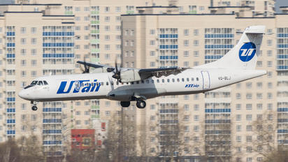 VQ-BLJ - UTair ATR 72 (all models)